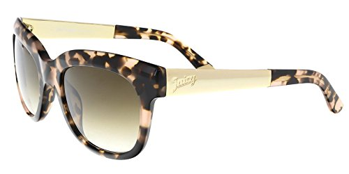(Juicy Couture W-SG-2999 Juicy Couture Juicy 571-S 0ER6-Blush Tortoise Womens Sunglasses, 52-20-135 mm )