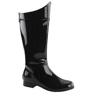 (Funtasma Men Supper Hero Boots (Black)