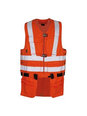 Mascot Werkzeugweste Yorkton, 1 Stück, S, orange, 08089-860-14-S