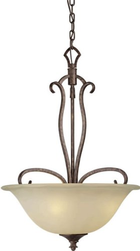04 Tiffany Ceiling Lamp - 4