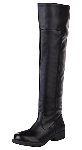 ACE Cos-Play Knee-high Boot Riding Boots
