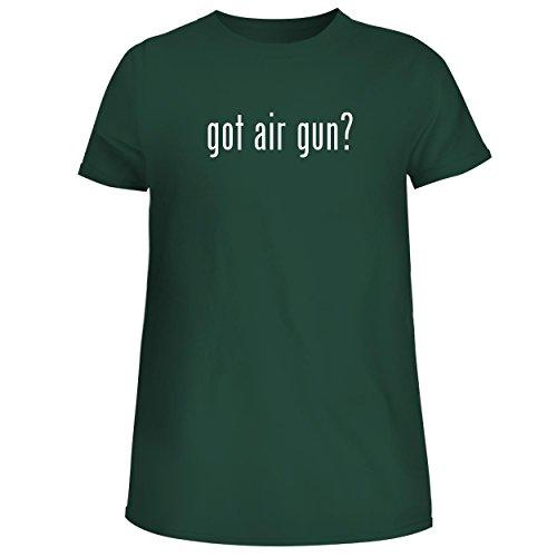 - BH Cool Designs got air Gun? - Cute Women's Junior Graphic Tee, Forest, X-Large