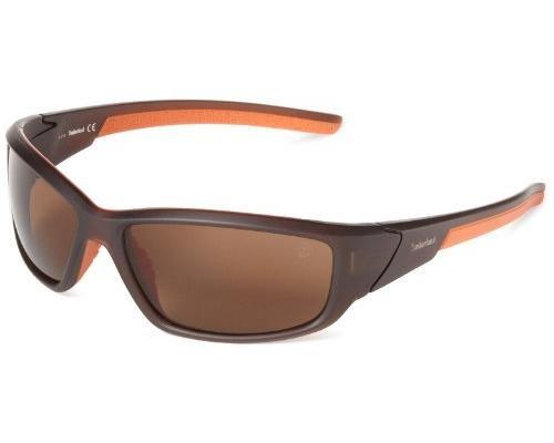 TB9049 Brown Polarized Brown Dark Timberland Sonnenbrille Matte 49h H0qwR5Zf
