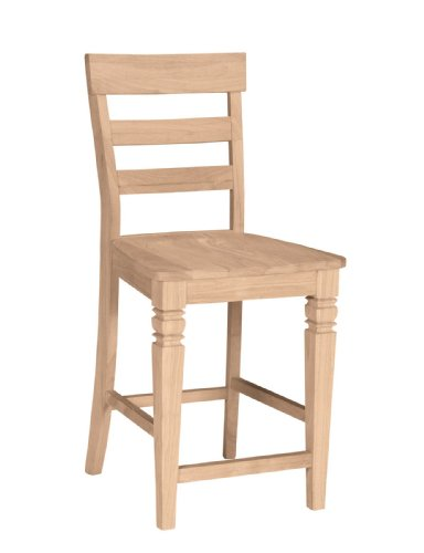 International Concepts S-192 24 in. H Java Stool