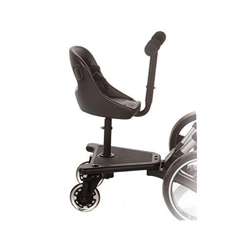nero /Pedana per passeggino be Cool 503/skate sedile universale/
