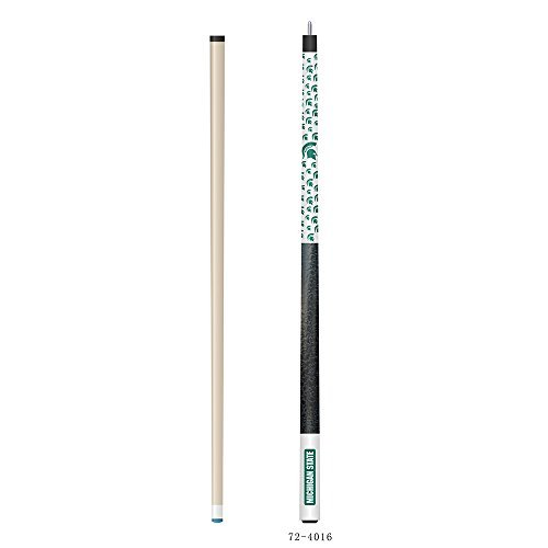 NCAA Michigan State Spartans Billiard Cue Stick and Case Set by Imperial