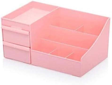 COOBNO - Caja de Almacenamiento de cosméticos Decorativa para ...