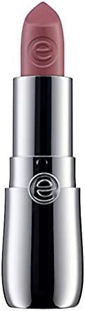 Essence labios labios labios & colour up. Shine on. Lipstick nº 10 ros.