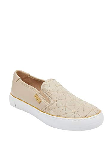 (G by GUESS Women's Golly Platform Slip-On Sneakers)