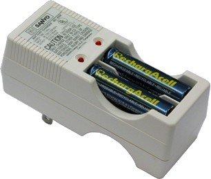 Amazon.com: GE 7-hour NiCd cargador de batería Sanyo, carga ...