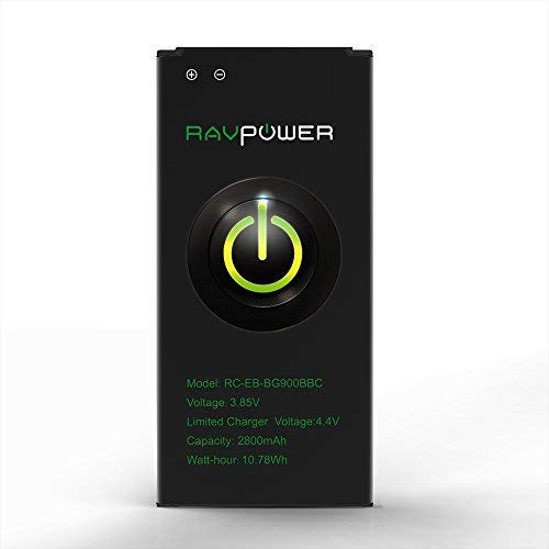 Galaxy S5 Battery RAVPower Replacement Battery for for sale  Delivered anywhere in Canada