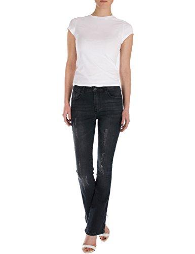 us Noir jeans femme pantalon Fraternel bootcut x7gIP0Hnq