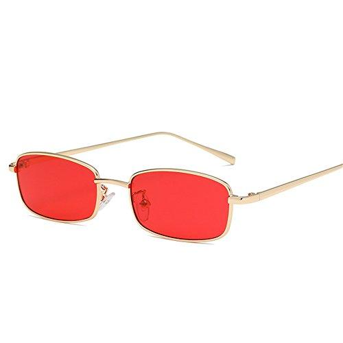 138 139 de lunettes l'Amérique l'Europe unisexes et mettent en Les 31mm soleil soleil de de des F boîte en marin film lunettes NIFG métal qW6PwR1n