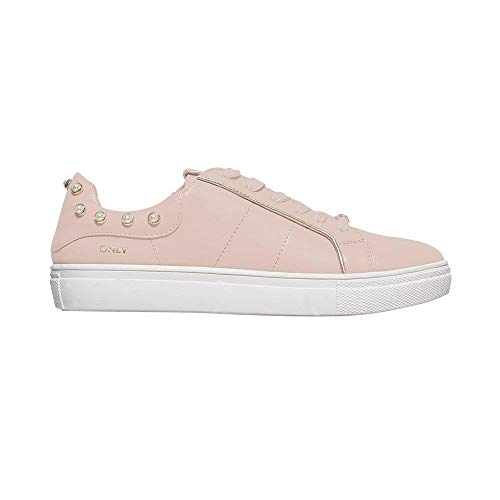 Rosa Scarpe Only Sneakers Casual Pearl Donna vZqwxwX8n