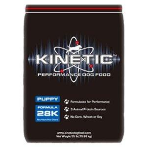 Kinetic Dog Food Performance Puppy Dry Dog Food, 35 Lb