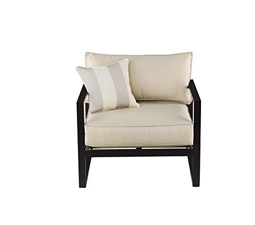Sеrtа Patio Outdoor Garden Premium Catalina Outdoor Arm Chair, Bronze