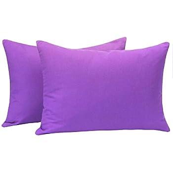 Amazon Com Beddingstar Travel Pillow Case 12x16 Size