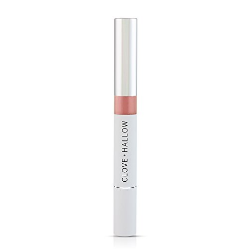 CLOVE + HALLOW Lip Glaze - Natural Organic Cruelty Free Lip Gloss Lip Balm - Angelic