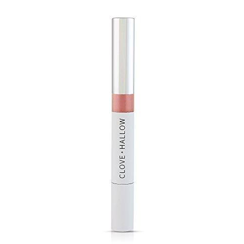 CLOVE + HALLOW Lip Glaze - Natural Organic Cruelty Free Lip Gloss Lip Balm - Angelic