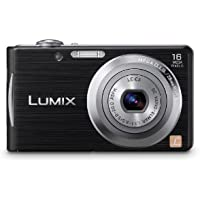 Panasonic Lumix DMC-FH5 16.1 MP Digital Camera with 4x Optical Image Stabilized Zoom with 2.7-Inch LCD (Black) Key Pieces Review Image