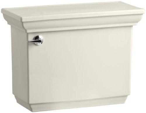(Kohler K-4434-47 Memoirs 1.28 Gallons Per Flush Toilet Tank with Stately Design,)