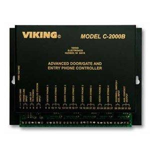 Viking C-2000B Door Entry Controller (Telephone Entry Controller)