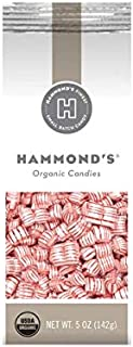 product image for Hammond's Candies Hard Candy (Organic Mint Pillows, 2-Pack)