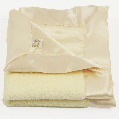 Comfort Silkie Satin & Chenille Security Blanket 14