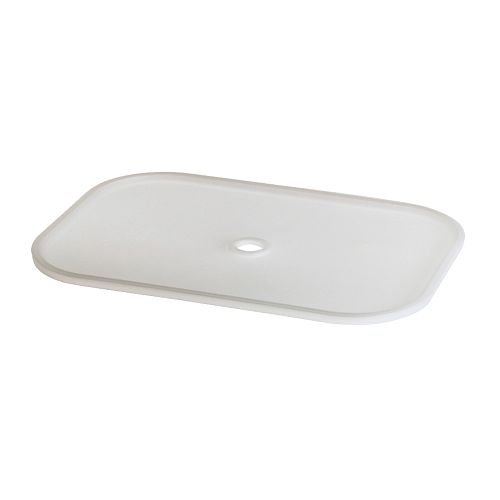 Ikea TROFAST - Lid, white - 40x28 cm