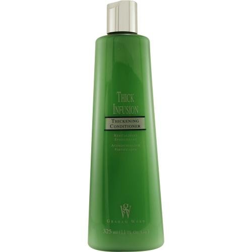 Thick Infusion Thickening Shampoo - Graham Webb Thick Infusion Thickening Conditioner 11 Oz