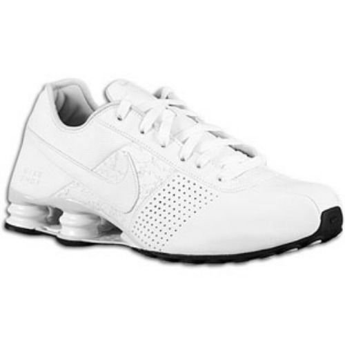 199cd7b6c54 Superior Quality Nike Men Running Shoes Shox Deliver White White-Neutral  Grey Black Running Shoes Deliver White White Neutral Variety complete goods