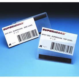 Magnetic Top Load Label Holders, 4