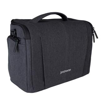 Charcoal Grey Camera Cases - Promaster Cityscape 40 Shoulder Bag - Charcoal Grey