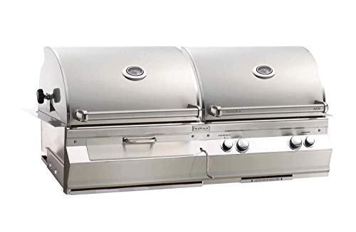 Fire Magic Aurora Series 46-Inch Built-in Gas and Charcoal Combination Grill (A830i-6EAP-CB), Rotisserie, Propane Best Selling