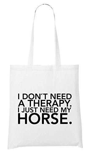 I Don`t Need A Therapy Sac Blanc Certified Freak