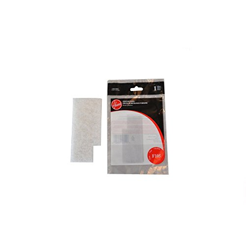 Hoover Type F105 Windtunnel Vacuum Cleaner Secondary Filter 1Pk Part AH41001
