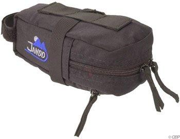 Jandd Mini Mountain Wedge Bag, Black