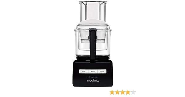 Magimix CS 5200 XL robot de cocina Premium negro: Amazon.es: Hogar