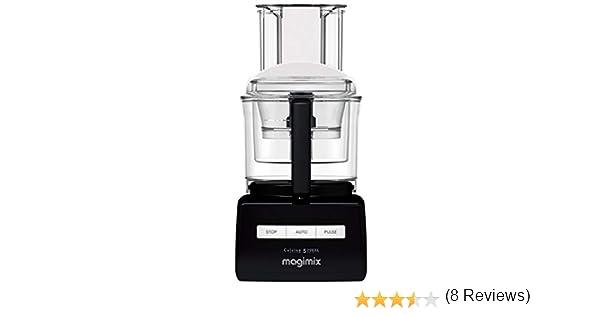 Magimix CS 5200 XL Premium 1100W 3.6L Rojo - Robot de cocina (3,6 L, Rojo, Botones, Acero inoxidable, 1100 W, 210 mm): Amazon.es: Hogar