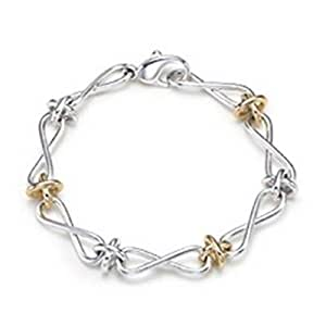 Tiffany And Co Bracelet Special Silver And Gold 182
