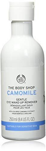 The Body Shop Chamomile Gentle Eye Makeup Remover, For Sensitive Skin, 8.4 Fl Oz, Vegan