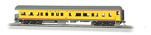 Bachmann Industries Union Pacific #1503 Ho Scale 72' Heavyweight Observation Car with Lighted Interior