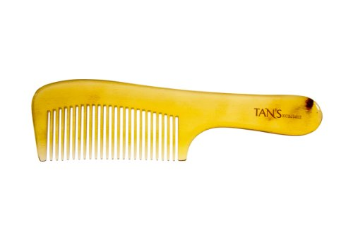 Tan's Comb-White Horn 0402