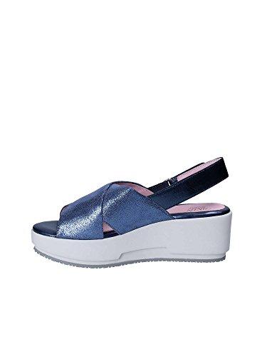Sandals colore Paill 101 5 Stonefly Sandali blu marca Ketty Bleu modello 5Ywq48S