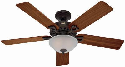 Hunter The Astoria 52-Inch Five Blades Ceiling Fan with Bowl