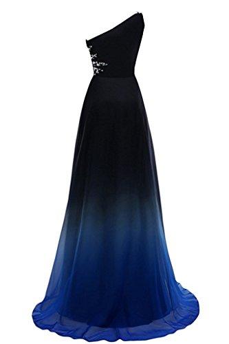 Abendkleider Gorgeous Festkleider Mehrfarbig Chiffon Damen A Linie Cocktailkleider Ballkleider F Lang Bride Elegant 2017 ZrTZxv
