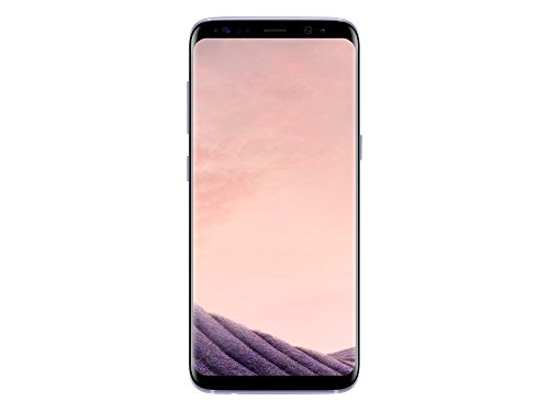 Samsung Galaxy S8 SM-G950F 64GB Single Sim Unlocked Phone - Latin America Version (Orchid Gray)