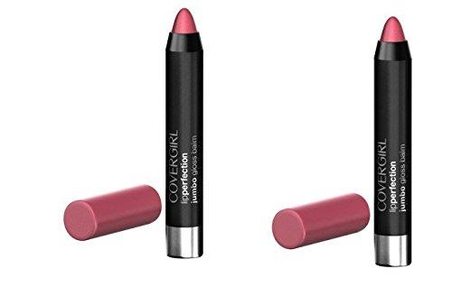 Covergirl LipPerfection Jumbo Gloss Lip Balm 210 BLUSH TWIST