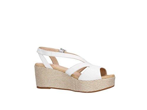 Unisa - Sandalias de vestir para mujer Bianco