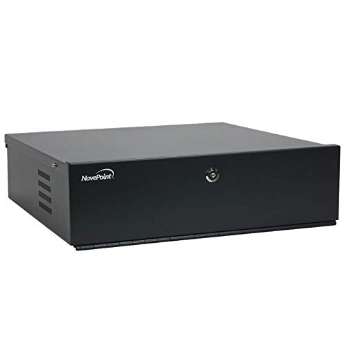 NavePoint DVR Security Heavy Duty Lock-Box with Fan 18